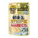アイシア 健康缶パウチ エイジングケア まぐろ 腎臓の健康維持に配慮 40g 2袋入 関東当日便