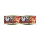 ミオ デリレシピ まぐろとささみ カニカマ入り 80g キャットフード 2缶 関東当日便