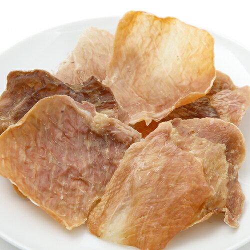 国産 うす〜くスライスして焼いた 豚のもも肉ジャーキー 30g 犬猫用 PackunxCOCOA【HLS_DU】 関東当日便