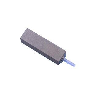 CO2拡散器 コケが目立ちにくいCO2ストーン 黒 角型 3mm耐圧チューブ対応 関東当日便