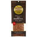 アスク ジャパンプレミアム 国産鶏ささみジャーキー ロングタイプ 10本 関東当日便