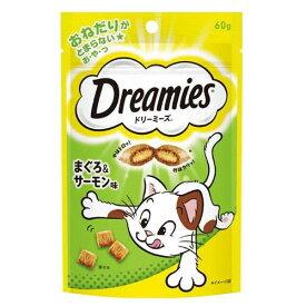 ドリーミーズ まぐろ&サーモン味 60g 36袋入 関東当日便
