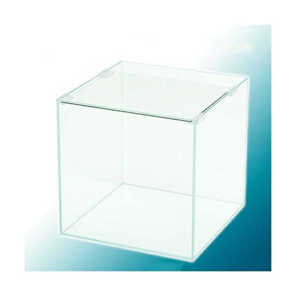 スーパークリア オールガラス水槽 アクロ30Sキューブ(30×30×30cm) 30cmキューブ水槽 (単体) Aqullo 関東当日便