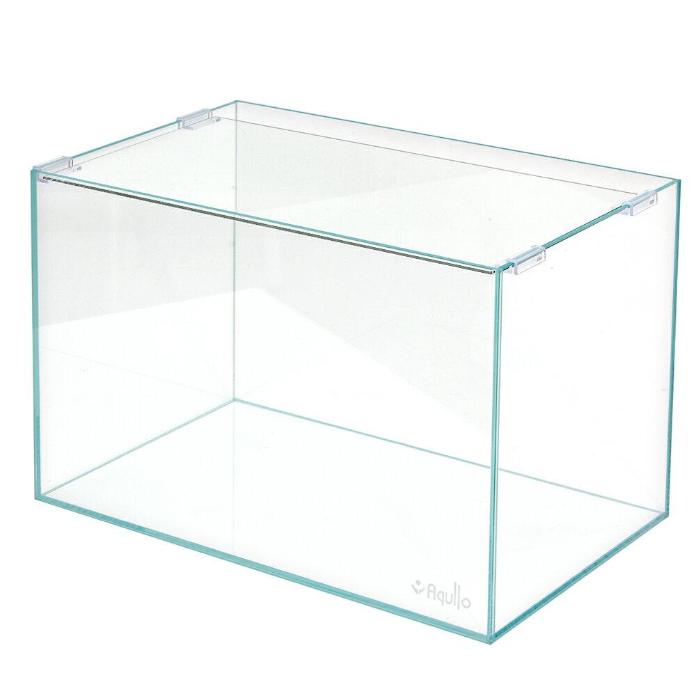 45cm水槽(単体)スーパークリア アクロ45S(45×27×30cm)オールガラス水槽 Aqullo お一人様1点限り 関東当日便