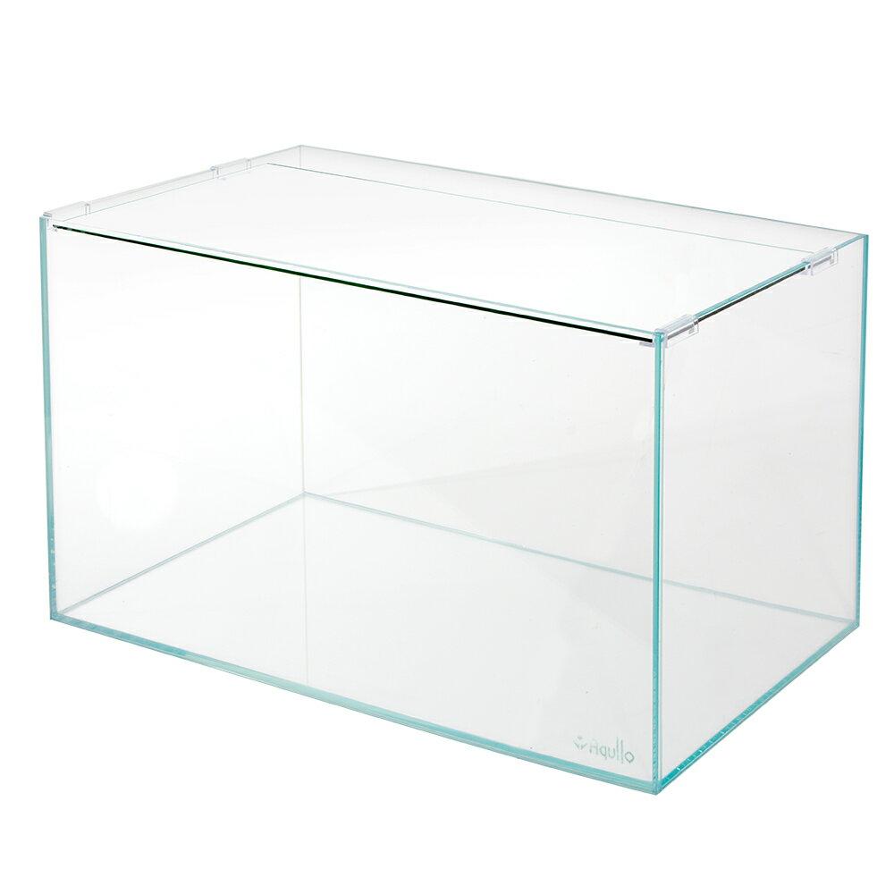 60cm水槽(単体)スーパークリア アクロ60S(60×30×36cm)オールガラス水槽 Aqullo お一人様1点限り 沖縄別途送料 関東当日便