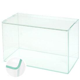 スーパークリア 前面曲げガラス水槽 アクロ60R(60×30×36cm) 60cm水槽(単体) お一人様1点限り 沖縄別途送料 関東当日便