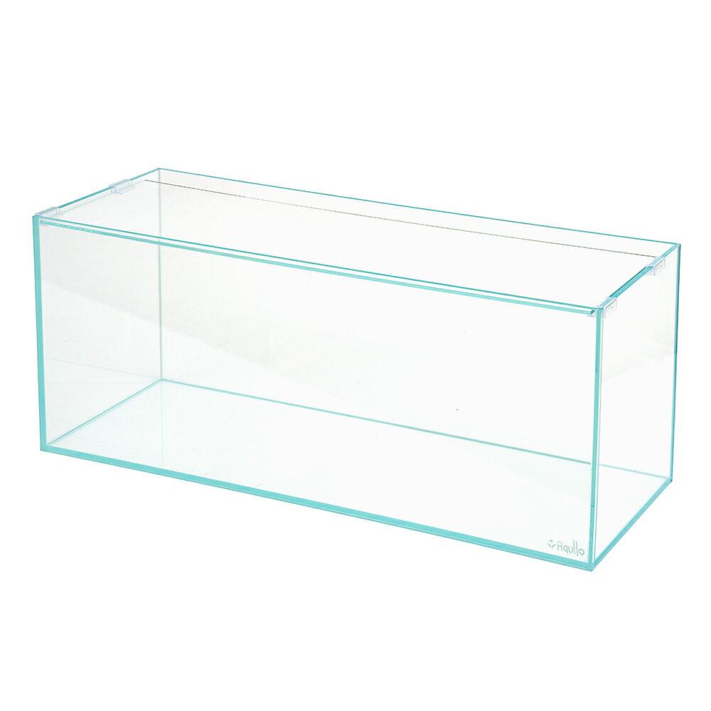 同梱不可・中型便手数料 スーパークリア オールガラス水槽 アクロ90Sスリム(90×30×36cm) 90cmスリム水槽(単体) 才数200