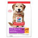 サイエンスダイエット シニアプラス 小粒 高齢犬用 3.3kg 正規品 関東当日便