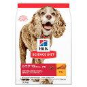 サイエンスダイエット シニアアドバンスド 小粒 高齢犬用 3.3kg 正規品 関東当日便