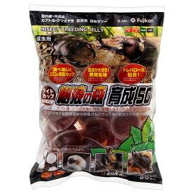 フジコン ワイドカップ 樹液の森 育成 50 16g×50個入 関東当日便