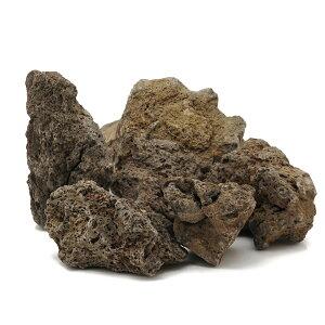 形状お任せ ラバロック ボール サイズミックス 5kg 溶岩石 関東当日便