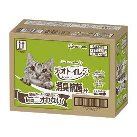 デオトイレ 消臭・抗菌シート 10枚×3袋 関東当日便