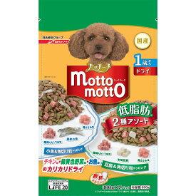 日清 プッチーヌ mottomotto ドライ 1歳から 低脂肪 600g 関東当日便