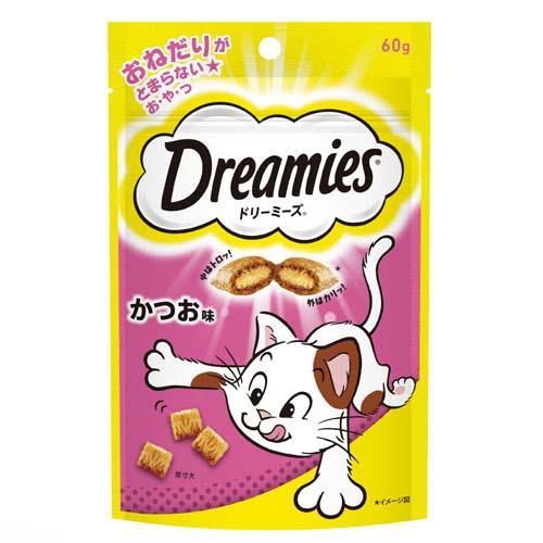 ドリーミーズ かつお味 60g 2袋入り【HLS_DU】 関東当日便