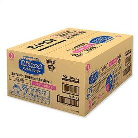 メディコート アレルゲンカット 魚&お米 7歳から 高齢犬用 6kg(500g×12) お一人様2点限り 関東当日便