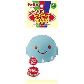 ペティオ ぷにぷにやわらかTOY クジラ 関東当日便