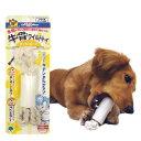 ドギーマン 牛骨ワイルドトイ がっちりロープ 小型犬用 関東当日便