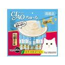 いなば CIAO(チャオ) ちゅ〜るとりささみ かつお節ミックス味 14g×20本 関東当日便