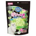 猫砂 マルカン 香りで快適消臭ハート 猫用 ハーブの香り 1L 国産 消臭剤 関東当日便