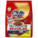ユニ・チャーム 銀のスプーン 食事の吐き戻し軽減フード お魚づくし 1.3kg(小分けパック4袋入り) 関東当日便
