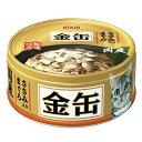 アイシア 金缶ミニ ささみ入りまぐろ 70g 24缶 関東当日便