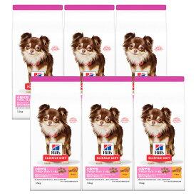 サイエンスダイエット  小型犬用 ライト 1.5kg 正規品 1箱6袋 沖縄別途送料 関東当日便