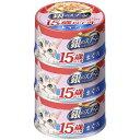 ユニチャーム 銀のスプーン 3缶パック 15歳以上用 まぐろ 70g×3缶 4個入り 関東当日便
