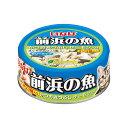 箱売り いなば 前浜の魚 かつお丸つぶし サーモン入り 115g キャットフード 1箱24缶 関東当日便