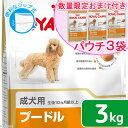 ロイヤルカナン BHN プードル 成犬用 3kg 正規品 3182550765206 【bhn_201603_03】 関東当日便
