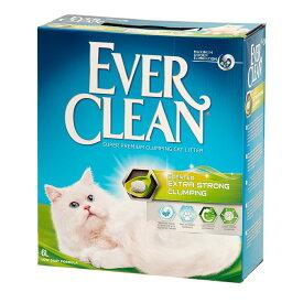 猫砂 エバークリーン 小粒・芳香タイプ 6L トイレ 固まる ベントナイト お一人様3点限り 関東当日便
