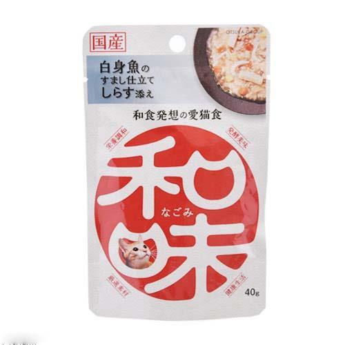 アースバイオ 和味 白身魚のすまし仕立てしらす添え 40g 2袋入り【HLS_DU】 関東当日便