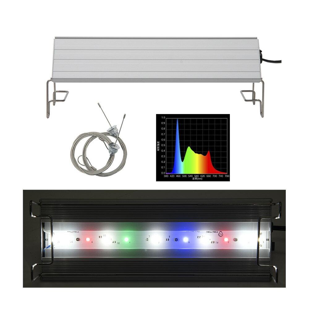 アクロ TRIANGLE LED GROW 300 1000lm Aqullo Series 30cm水槽用照明 ライト 熱帯魚 水草 関東当日便