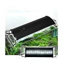 アクロ OVALブラック LED 300 1850lm BRIGHT Aqullo Series 30cm水槽用照明 ライト 熱帯魚 水草 関東当日便
