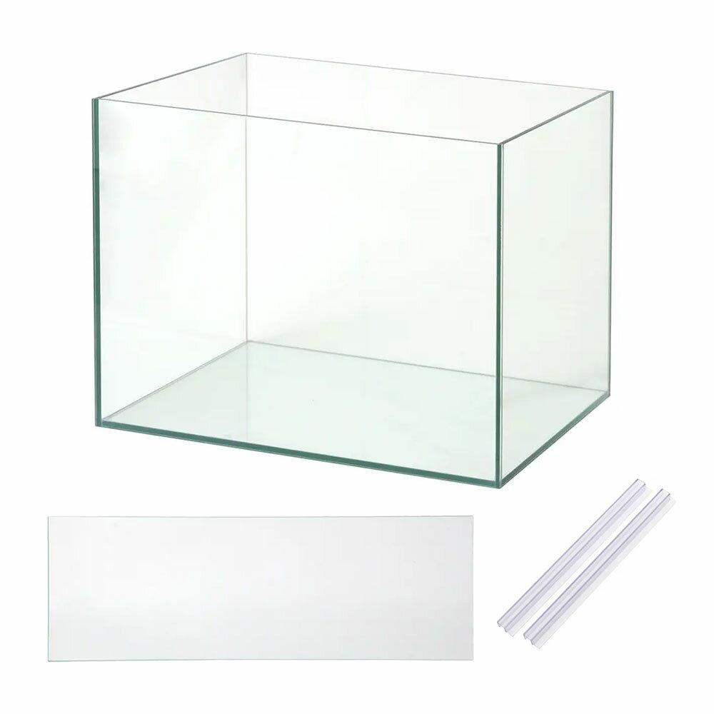 同梱不可・中型便手数料 6045水槽(単体)アクロ60N45(60×45×45cm)フタ付き オールガラス水槽 Aqullo 才数170