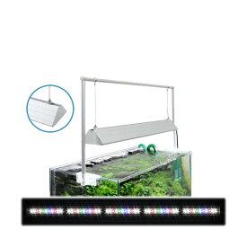 アクロ TRIANGLE LED GROW 900 専用ライトスタンドセット 90cm水槽用照明 同梱不可 沖縄別途送料 関東当日便