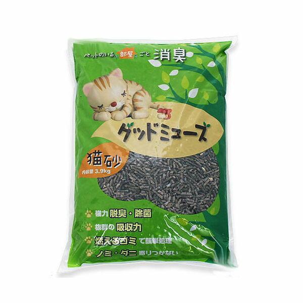 猫砂 お一人様6点限り ニチドウ 猫砂グッドミューズ 3.9kg 関東当日便