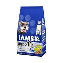 アイムス 11歳以上用 毎日の健康ケア チキン 小粒 1.2kg ドッグフード 正規品 IAMS 関東当日便