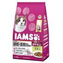 アイムス 成猫用 避妊・去勢後の健康維持 チキン 1.5kg キャットフード 正規品 IAMS 関東当日便