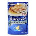 コンボ 海の味わいスープ まぐろとしらすとかつおぶし添え 40g 猫 フード 2個入 関東当日便
