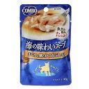 コンボ 海の味わいスープ まぐろと鯛とかつおぶし添え 40g 猫 フード 2個入 関東当日便