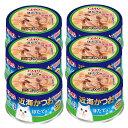 いなば CIAO(チャオ) 近海かつお ほたて味 80g 猫フード ウェットフード 6缶 関東当日便
