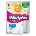 メディファス スープパウチ 15歳から 長寿猫用 しらす・かつお節入り 40g キャットフード 国産 48袋 関東当日便