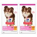 サイエンスダイエット 小型犬用 ライト 3kg 正規品 2袋セット 【hills201608】【HLS_DU】 関東当日便