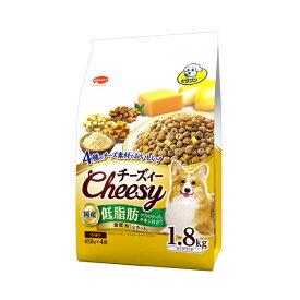 ビタワン チーズィー クワトロチーズとチキン仕立て 低脂肪 1.8kg(450g×4袋) 国産 ドッグフード 関東当日便