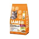 アイムス 成猫用 インドアキャット チキン 1.5kg 6袋入り 沖縄別途送料【HLS_DU】 関東当日便