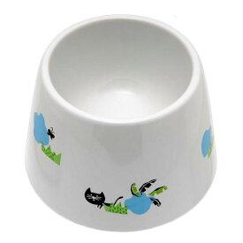 マルカン 食べやすい陶製食器 猫水用 関東当日便