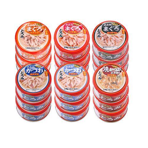 アソート いなば CIAO(チャオ) とろみ 80g 6種18缶 キャットフード CIAO チャオ 関東当日便
