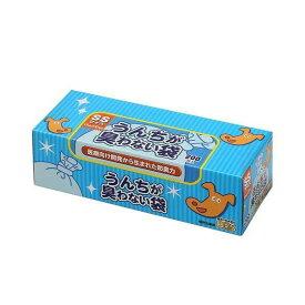 うんちが臭わない袋 BOS ペット用箱型 SSサイズ 200枚入 3個セット 関東当日便