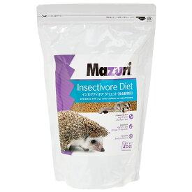 Mazuri インセクティボアフード 1.36kg マズリ 食虫動物用 ハリネズミ 餌 エサ 関東当日便