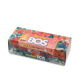 驚異の防臭袋BOS箱型(Mサイズ90枚入) 関東当日便